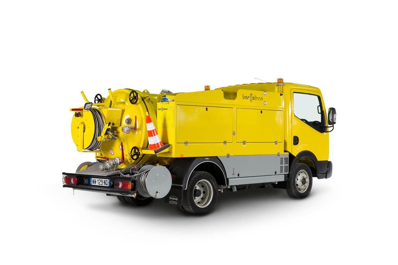 Pojazdy komunalne BAROCLEAN